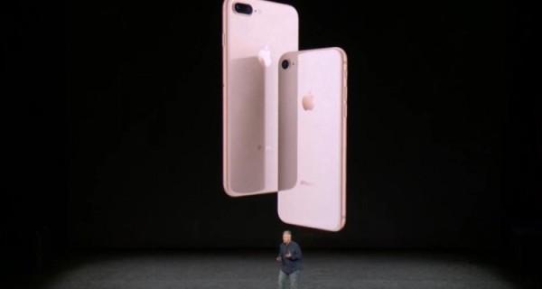 iPhone 8 arkit