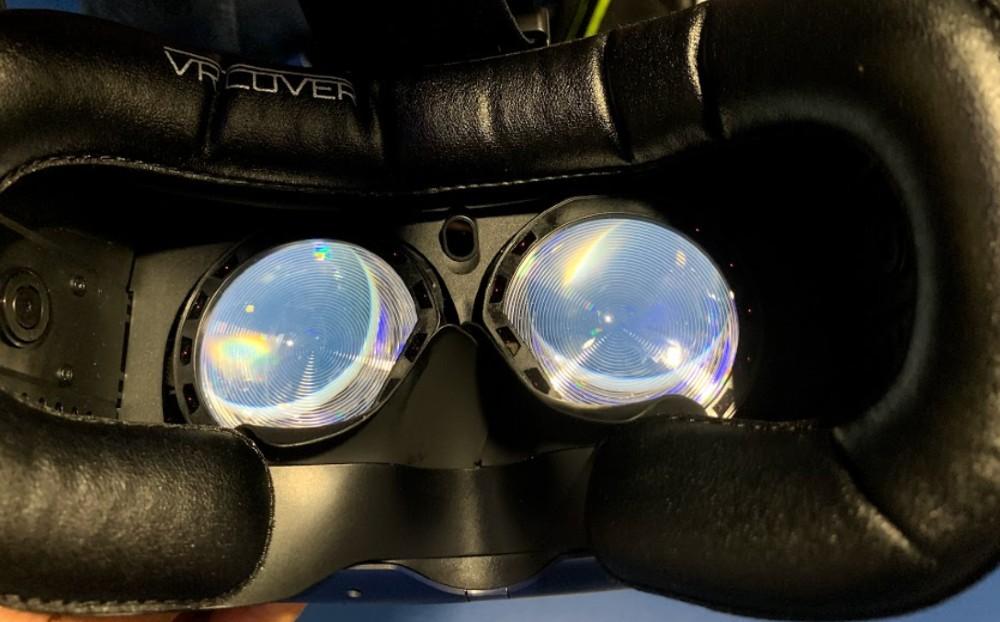 Vive Pro Eye: impressioni sull'Eye Tracking di Tobii – Breaking VR